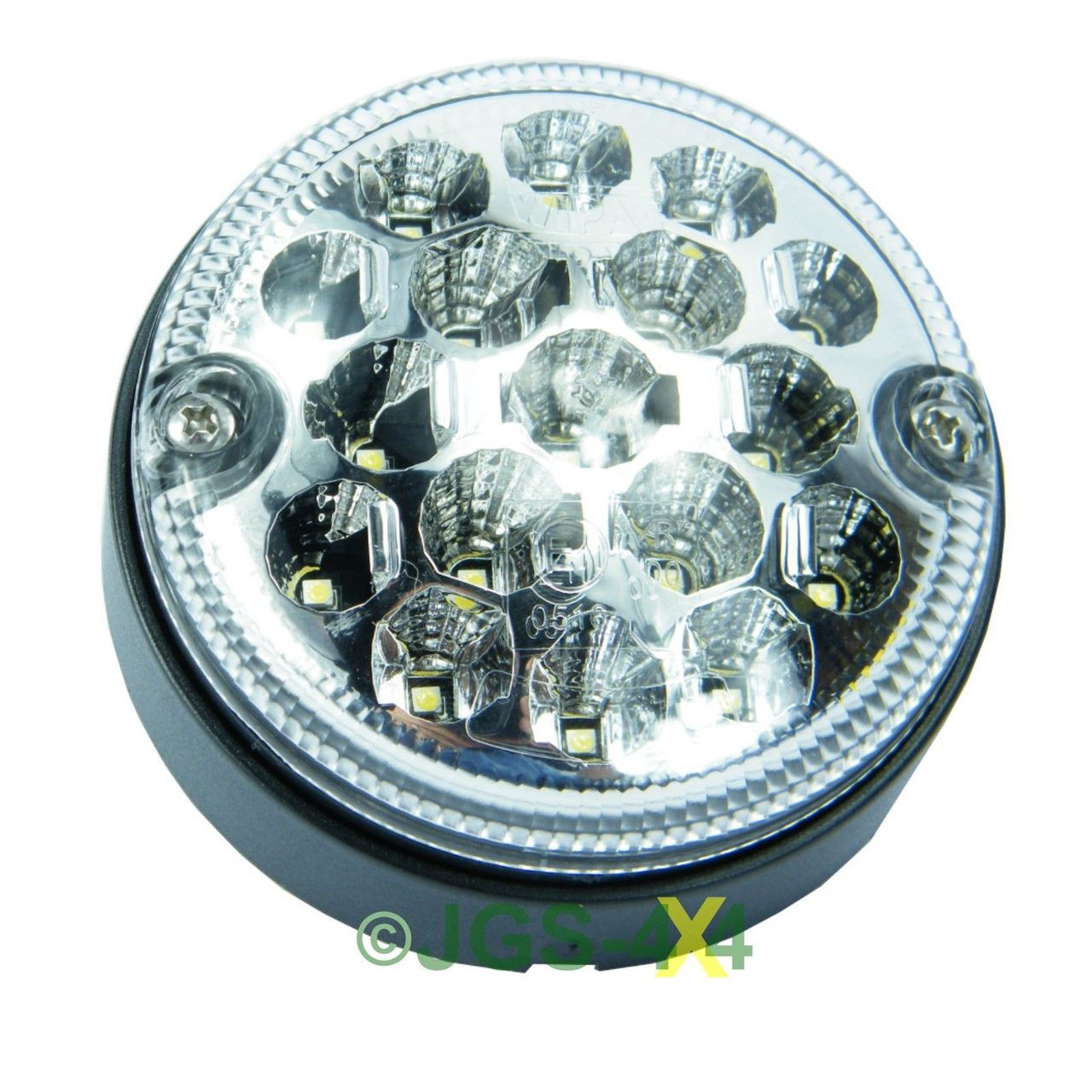 Land Rover Defender LED Reverse Light 95mm NAS Style Lamp WIPAC ...