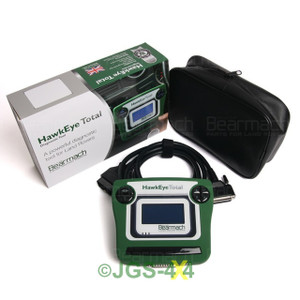 Land Rover HAWKEYE TOTAL Diagnostic Fault Code Reader Works On ALL Models - BA5068