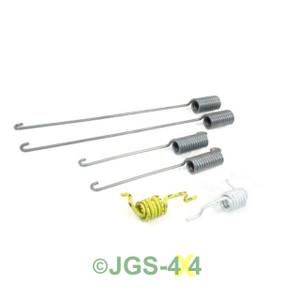Freelander 1 Rear Brake Shoe Spring Kit - SMN100250