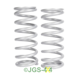 "Discovery 1 Rear Coil Springs Medium Load +2"" TERRAFIRMA - TF023V"