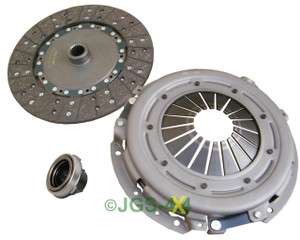 Land Rover Discovery 2 TD5 Clutch Kit BORG & BECK - FTC4631B