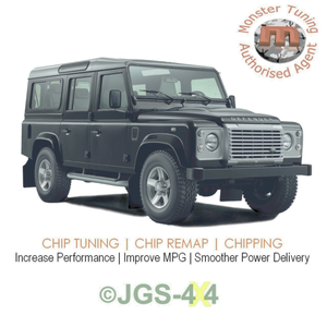 Defender TD5 & 2.4 TD4 Puma Monster Tuning Remap Performance Engine Tune
