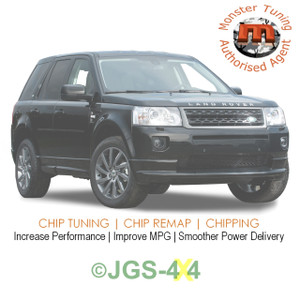 Freelander 2 TD4 Monster Tuning Remap Performance Engine Tune