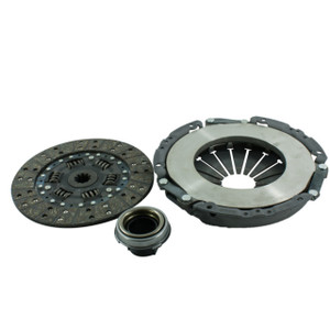 Land Rover Series 3 Clutch Kit 3 Piece Cover, Plate & Bearing - STC8363