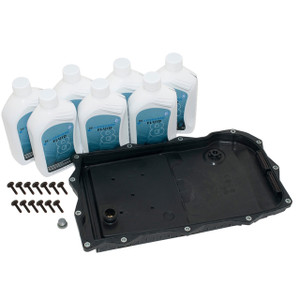 Range Rover Sport & Range Rover L322 8 Speed Automatic Gearbox Sump Filter ATF Fluid Kit
