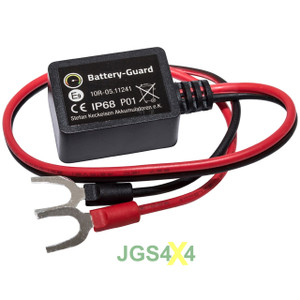 Battery-Guard Bluetooth 12V Battery Monitor Smartphone Compatible - DA1460