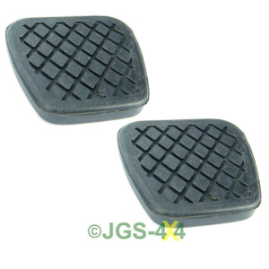 Land Rover Freelander 1 Brake & Clutch Pedal Rubber Kit - DPB7047L