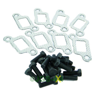 Land Rover Defender & Range Rover 3.5 V8 Exhaust Manifold Gasket & Bolt Set