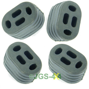 Land Rover Defender Exhaust Hanger Mounting Rubber x4 - ESR3172