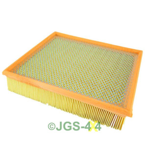 Land Rover Range Rover P38 Air Filter 2.5TD & V8 - ESR341