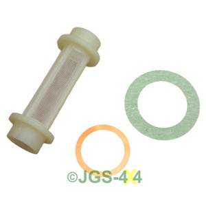 Land Rover Defender & Discovery 1 LT77 5 Speed Gearbox Filter Kit