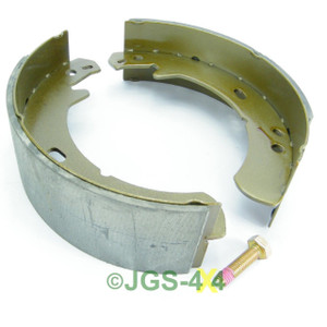 Land Rover Discovery 1 & 2, Range Rover P38 Handbrake Brake Shoes - ICW500010