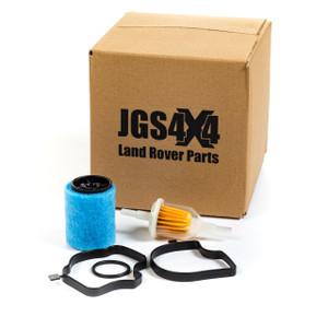 Freelander 1 TD4 Crank Case Breather & Turbo Vent Filter BMW Engine - LLJ500010