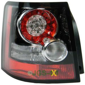 Land Rover Range Rover Sport LED Rear Tail Light Lamp LH 2012 'Black' - LR043996