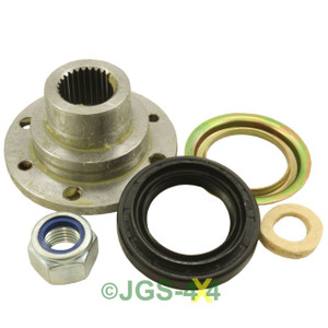 Land Rover Discovery 1 & 2 LT230 Transfer Box Rear Drive Flange Kit - STC3433