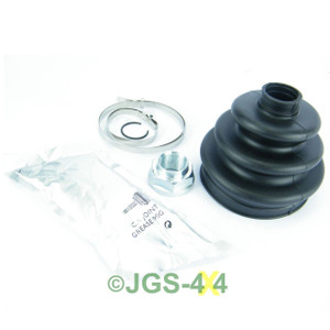 Land Rover Freelander 1 CV Joint Rubber Outer Boot Kit - TDR100750