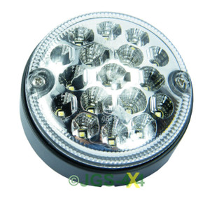 Land Rover Defender LED Reverse Light 95mm NAS Style Lamp WIPAC - XFD500010LED