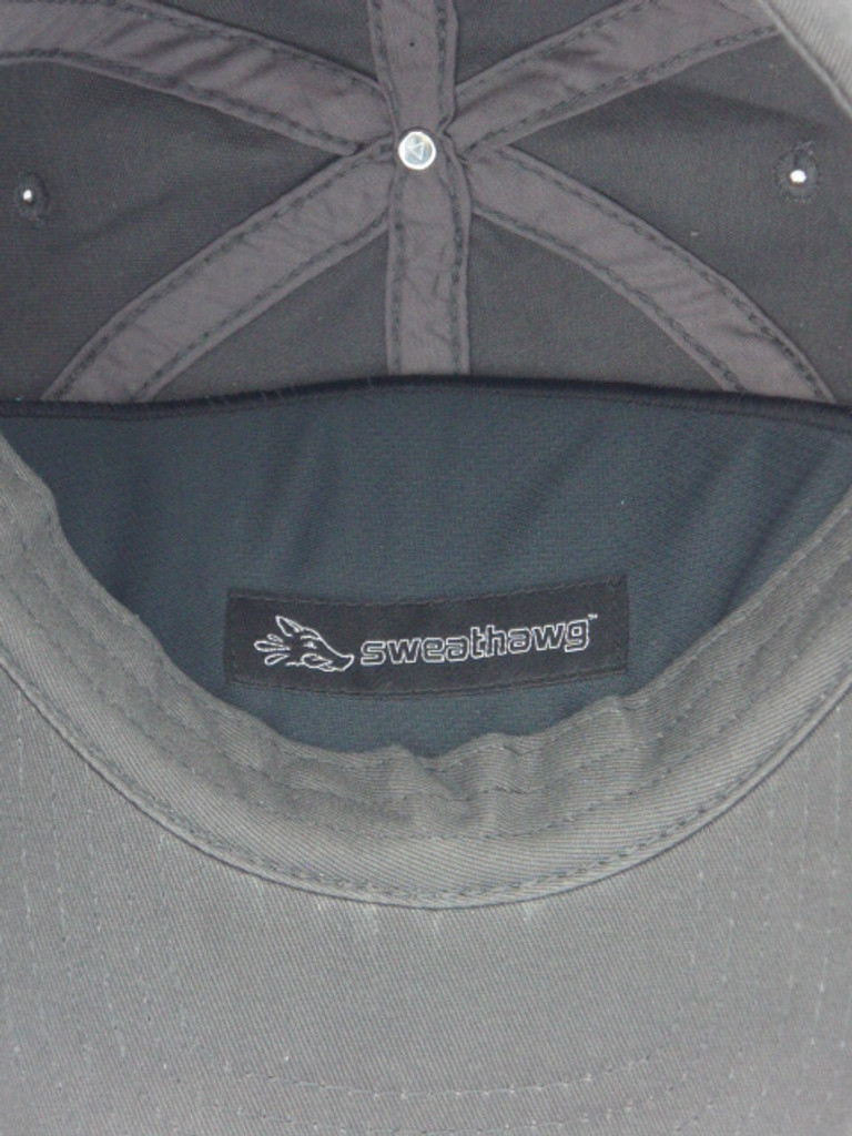 SweatHawg cap Insert in ball cap