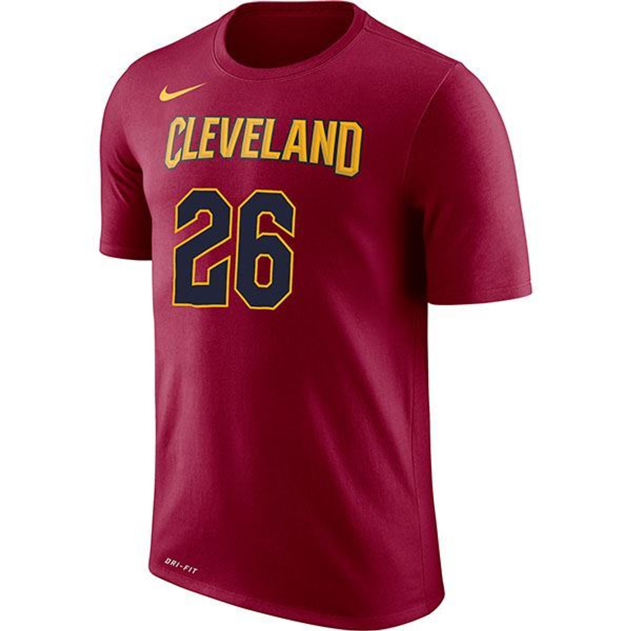 Youth Kyle Korver Player Tee - Cleveland Cavaliers f9f9e7db1