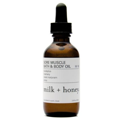 Bath & Body Oil - Eucalyptus, Arnica, Rosemary, Sweet Marjoram