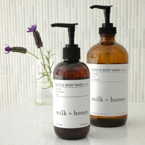 Gentle Bodywash - Lavender, Roman Chamomile, Neroli