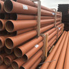 Pallet of 6m 160mm sewer pipe