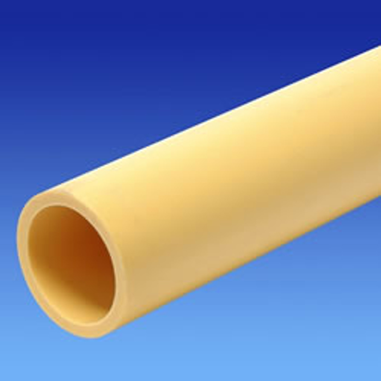 25mm Yellow MDPE