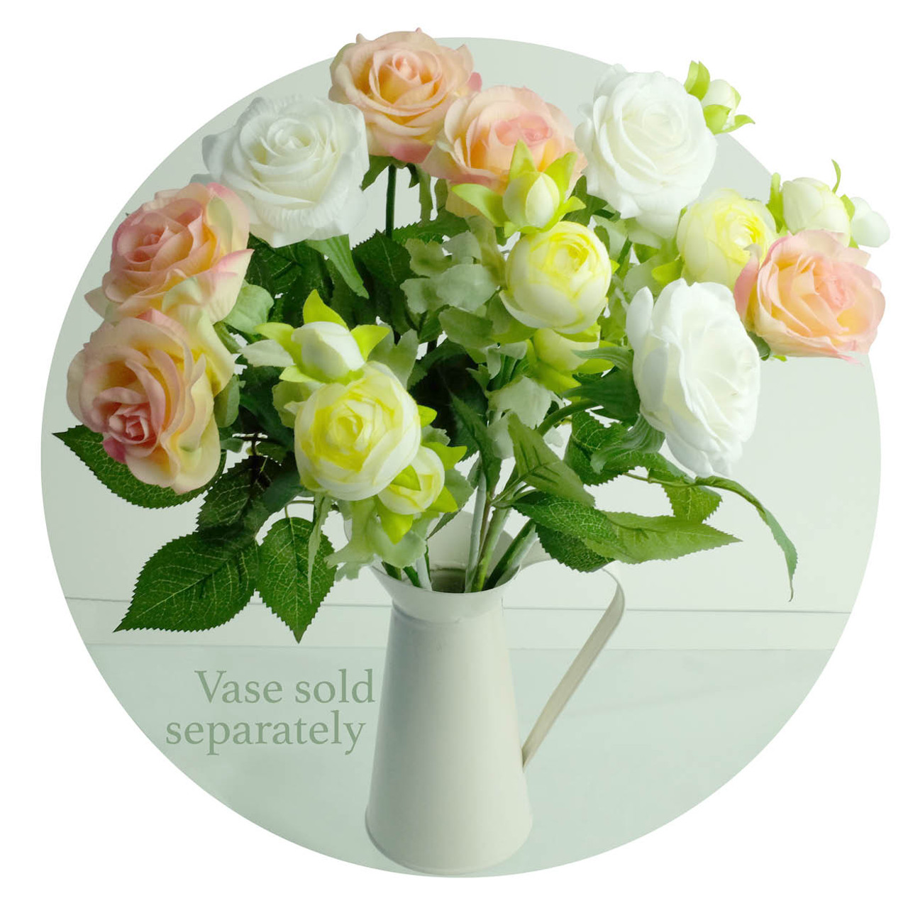 Flower arranging set one tulips beautiful roses flower arrangement is a lovely gift for someone with memory loss or dementia izmirmasajfo