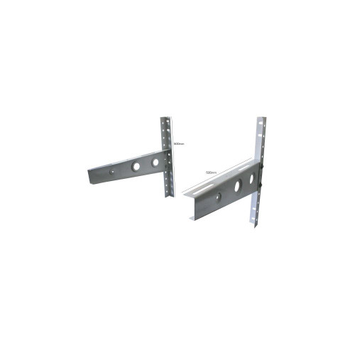 Air Conditioning condenser unit wall mounted brackets up to 100kg steel
