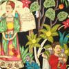 Frida's Garden Black