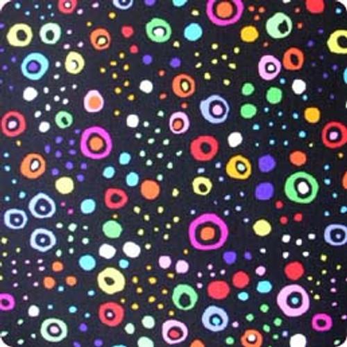 Oaxaca Dot Black