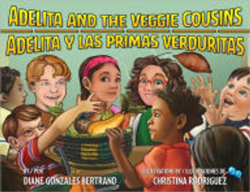Adelita and the Veggie Cousins / Adelita y las primas verduritas (H)