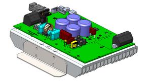 Epoch Inverter  - 2.5hp for HVLS Fan Platforms