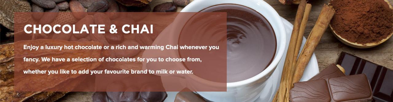 Chocolate & Chai banner