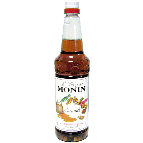 MONIN Caramel syrup fits perfectly with fruit flavours such as with MONIN Apple or Pear in coffee applications. Or combine it with MONIN Lemon Pie syrup for a perfectly balanced milkshake!