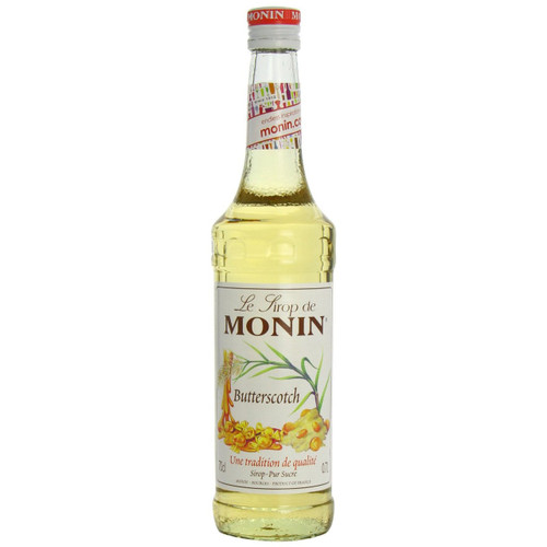 Also perfect as a dreamy ice cream sundae topping, and MONIN Butterscotch syrup will create sumptuous hot and cold dessert drinks.