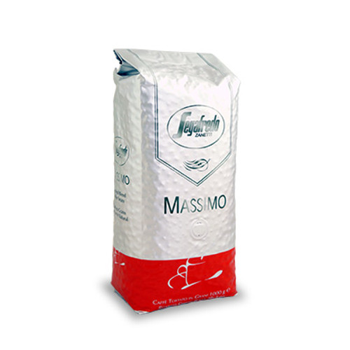Segafredo Massimo is a sweet blend of full-bodied beans with hints of chocolate, and is perfect for making espresso, mocha and latte coffees.