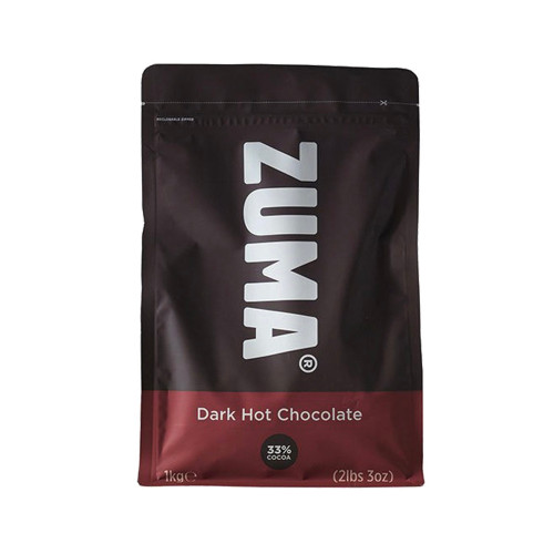 Zuma Dark Chocolate is a dark and rich chocolate with 33% cocoa
