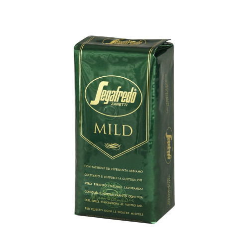 Blend of mostly Brazilian Arabica and Robusta, balanced, soft and velvety, characterised by fruity notes with nuances that vary from soft to soft-sweet.