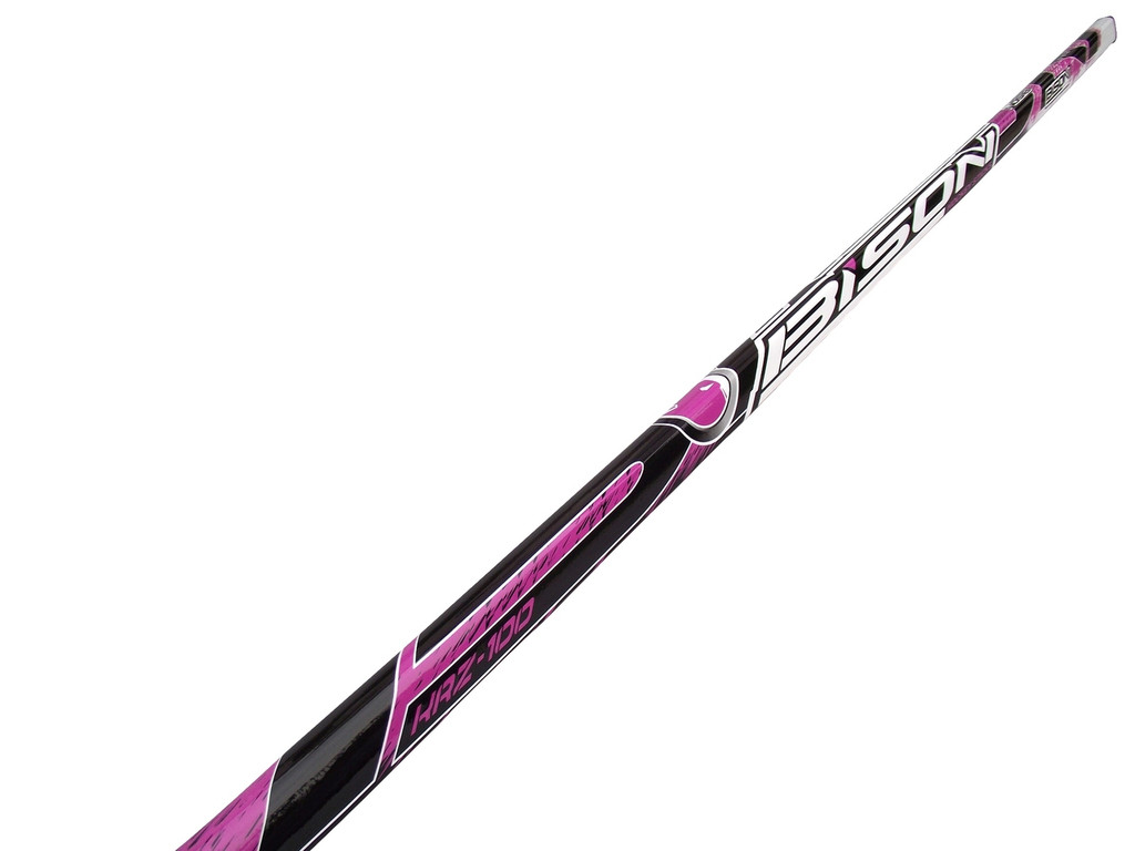 Bison Hockey Sticks - KRZ100 Girl's Junior Composite Hockey Stick