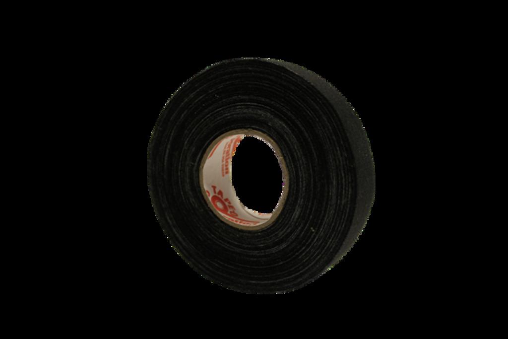 Black Cloth Hockey Tape - Bison Hockey Sticks