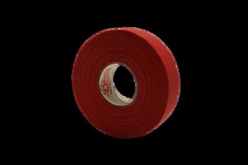 Red Cloth Hockey Tape - Bison Hockey Sticks