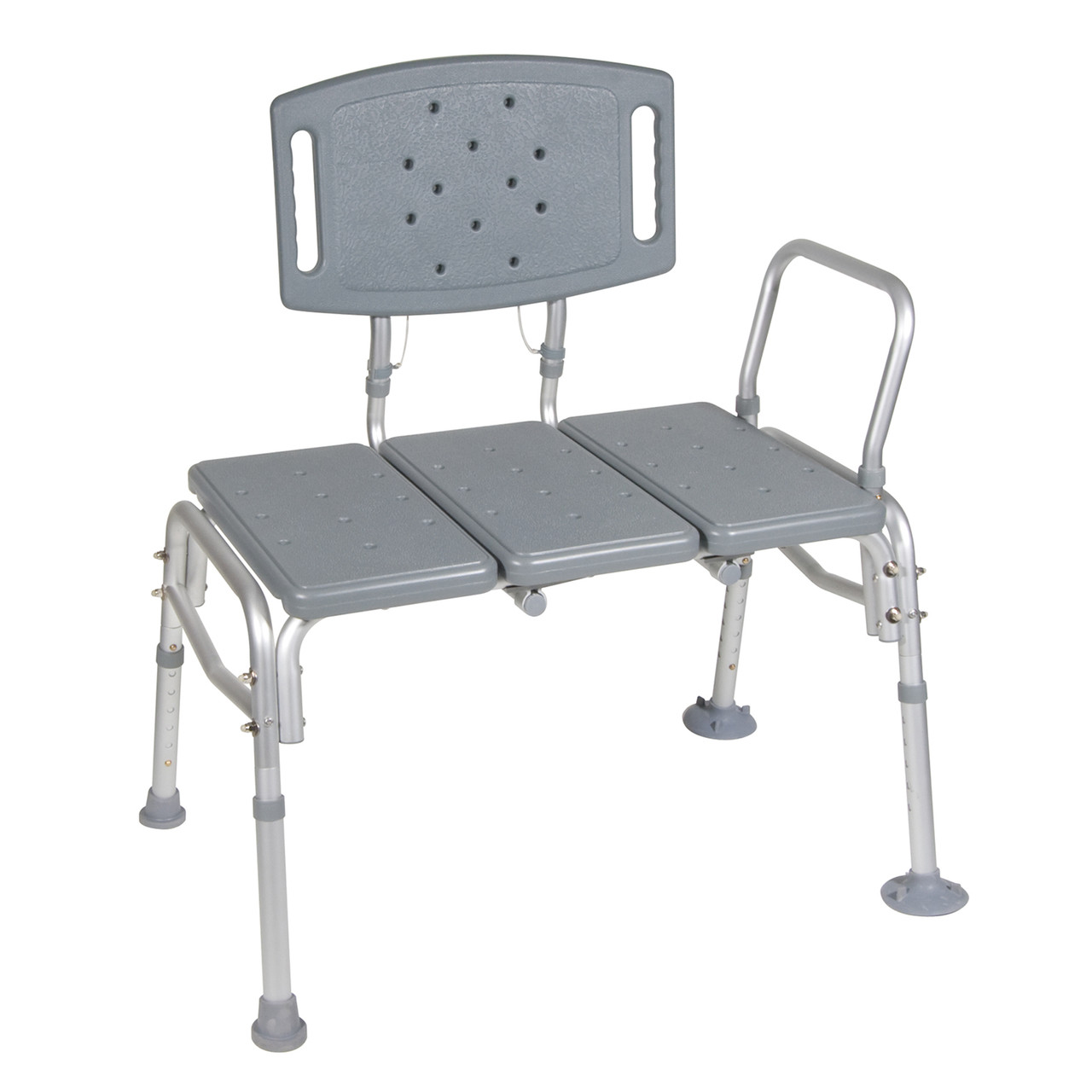 Drive Bariatric Transfer Bench 12025KD-1 - 500 lbs Capacity