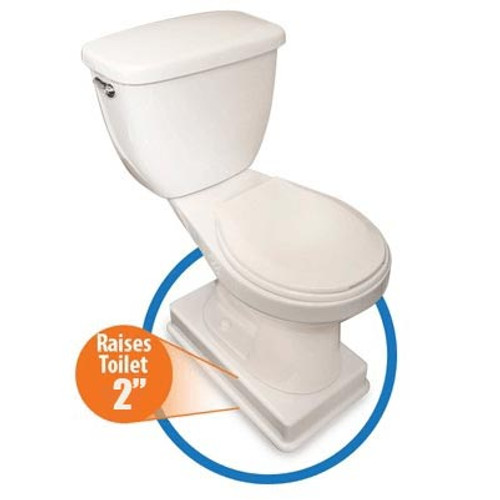2 inch toilet seat. Easy Toilet Riser by Medway for Standard Commodes  2 Deluxe NewLeaf Home Medical