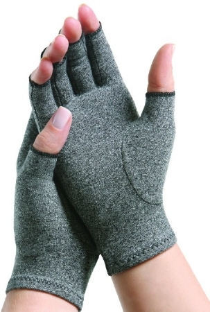 Image of the wonderful IMAK Arthritis Gloves, offering mild compression to relieve arthritis and joint pain in the hands