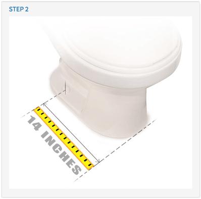 Medway Deluxe Easy Toilet Riser Standard Medway01