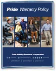 Click to review or download Pride Mobility Warranty Details