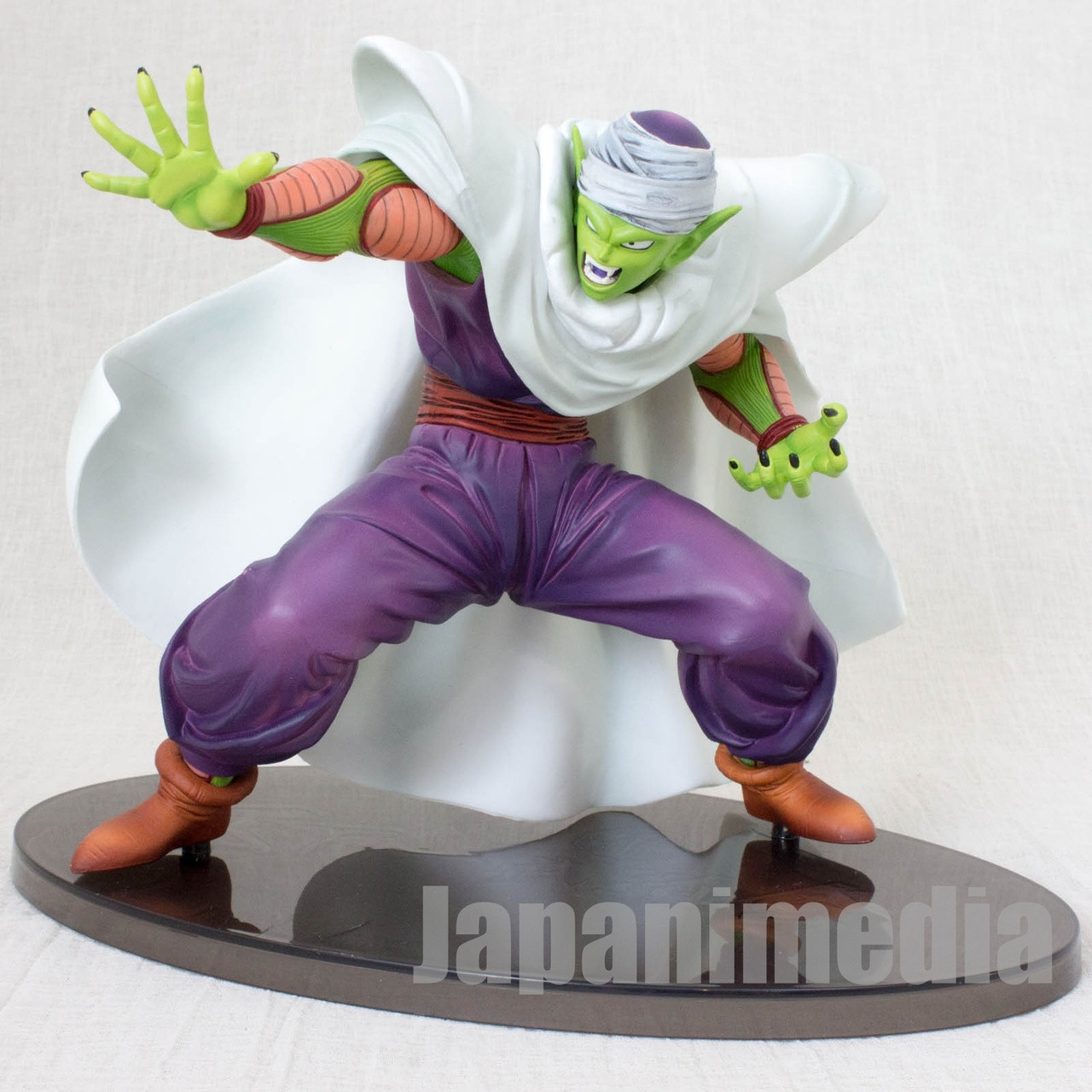 dragon ball z piccolo figure tenkaichi scultures japan