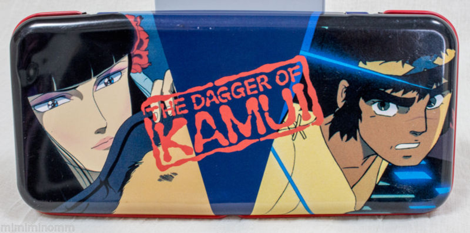 The Dagger of Kamui Can Pen Case Kadokawa JAPAN ANIME MANGA