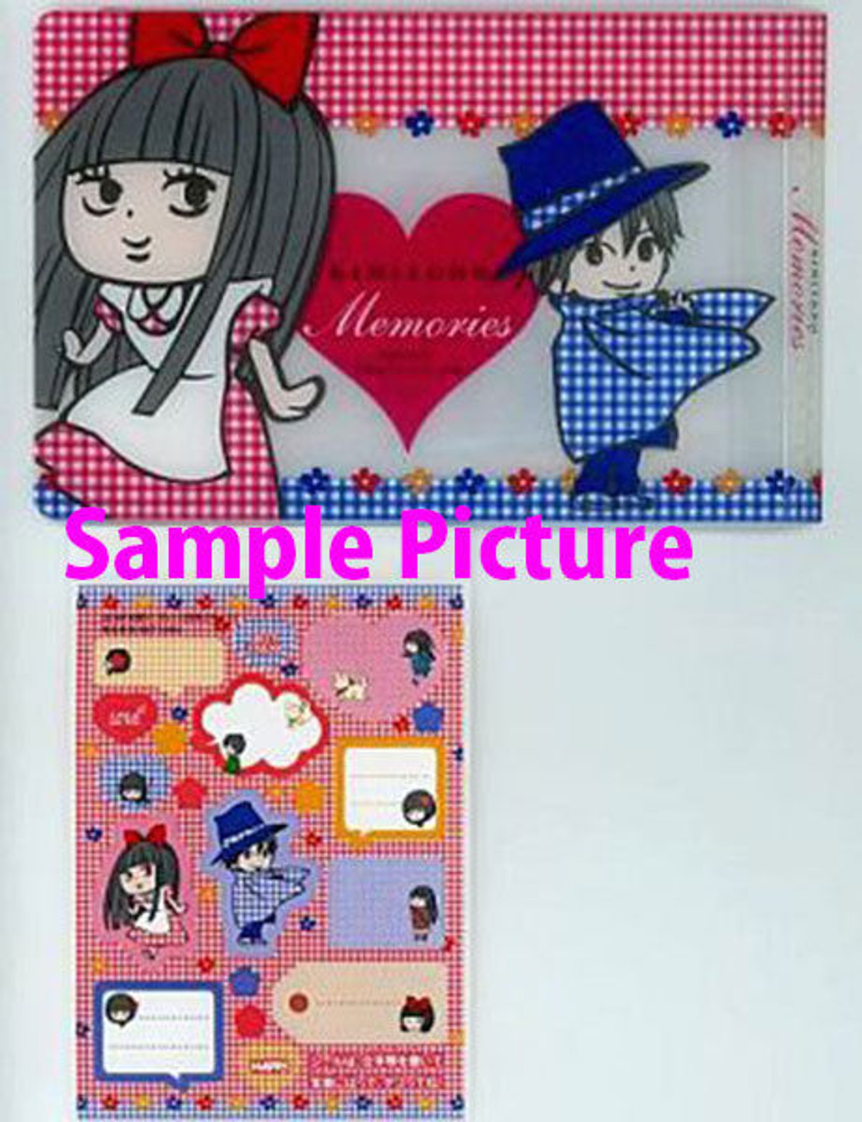 Kimi ni Todoke Photo Album & Stickers Set Margaret Magazine Limited JAPAN ANIME